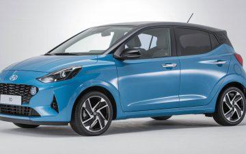 Hyundai i10 (or similar)