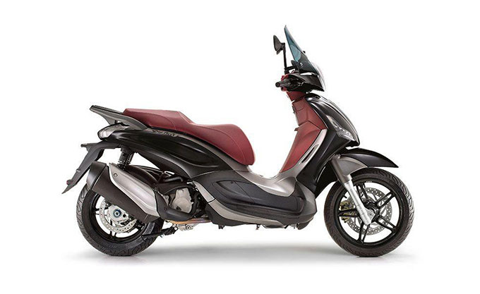 Piaggio Beverly Or Similar Arkadi Car Bike Rental