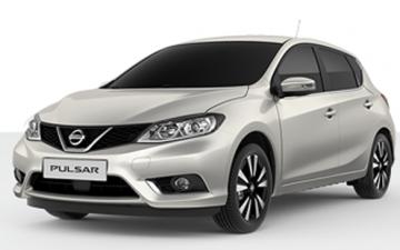 Nissan Pulsar (or similar)