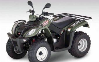 KYMCO ATV 50CC