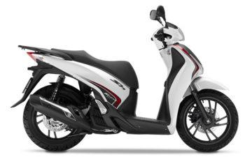 Honda SH (or similar)