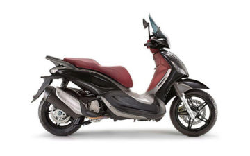 Piaggio Beverly (or similar)
