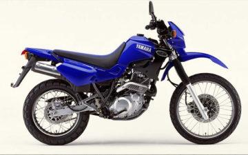 Yamaha XT (or similar)