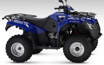 KYMKO MXU 300 ATV