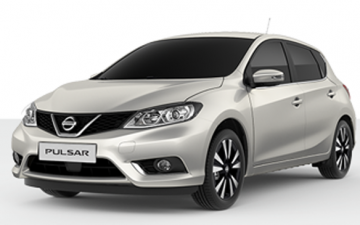 Nissan Pulsar (or similar)