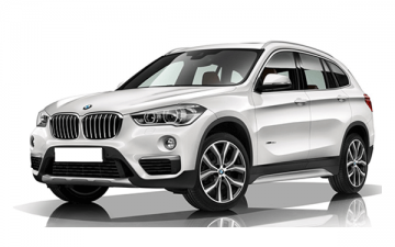 BMW X1 (or similar)