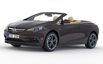 Opel Cascada (or similar)