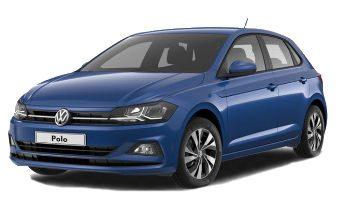 Volkswagen Polo (or similar)